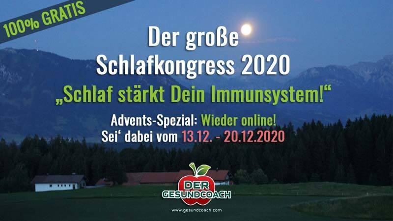 Der große Schlafkongress 2020