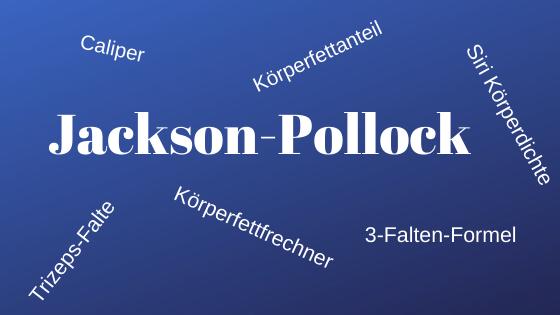 3 Faltenformel nach Jackson-Pollock